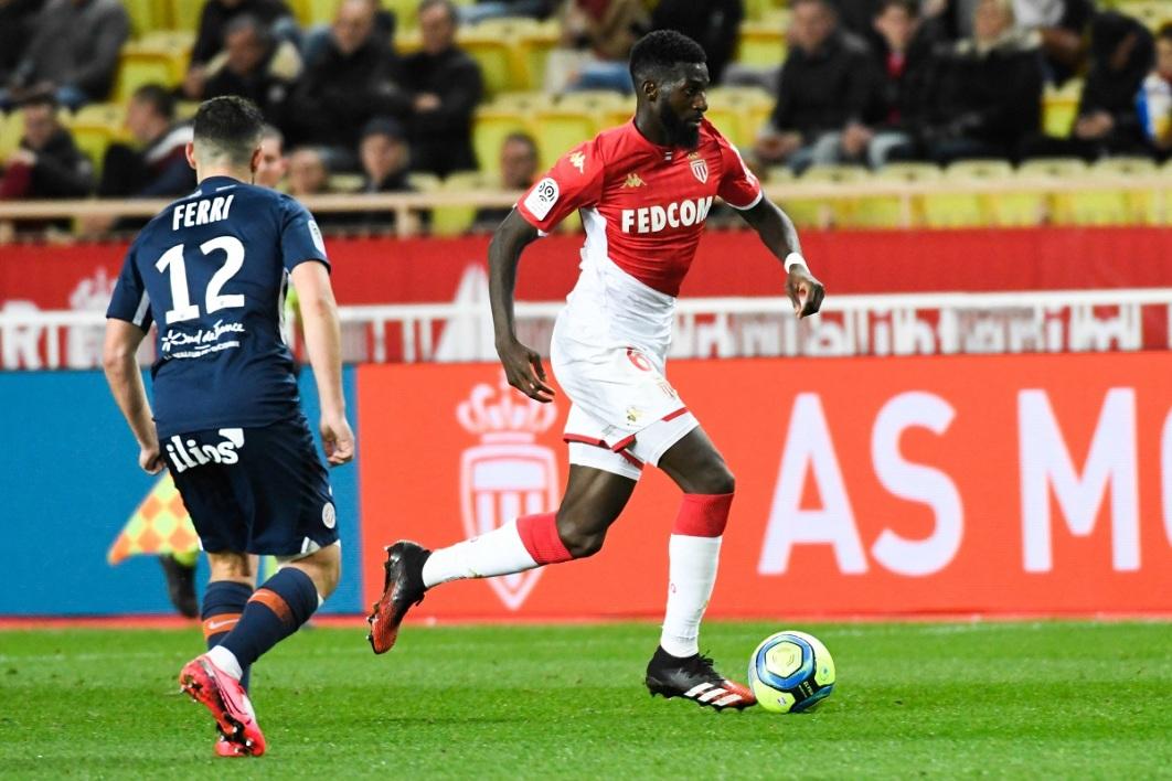 巴卡约科:我们是摩纳哥,目标是拿到下赛季欧冠名额