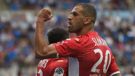 斯利马尼连场攻入制胜球,摩纳哥3连胜后升至法甲第5