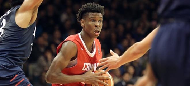 亚历山大:中国篮球发展很快,落选赛会很激烈