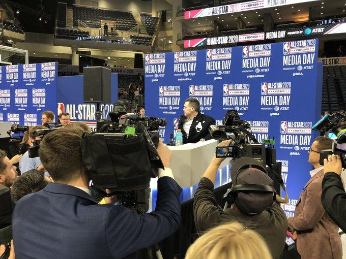 康诺顿:我没有参加过扣篮大赛,我会努力让人们感到惊讶