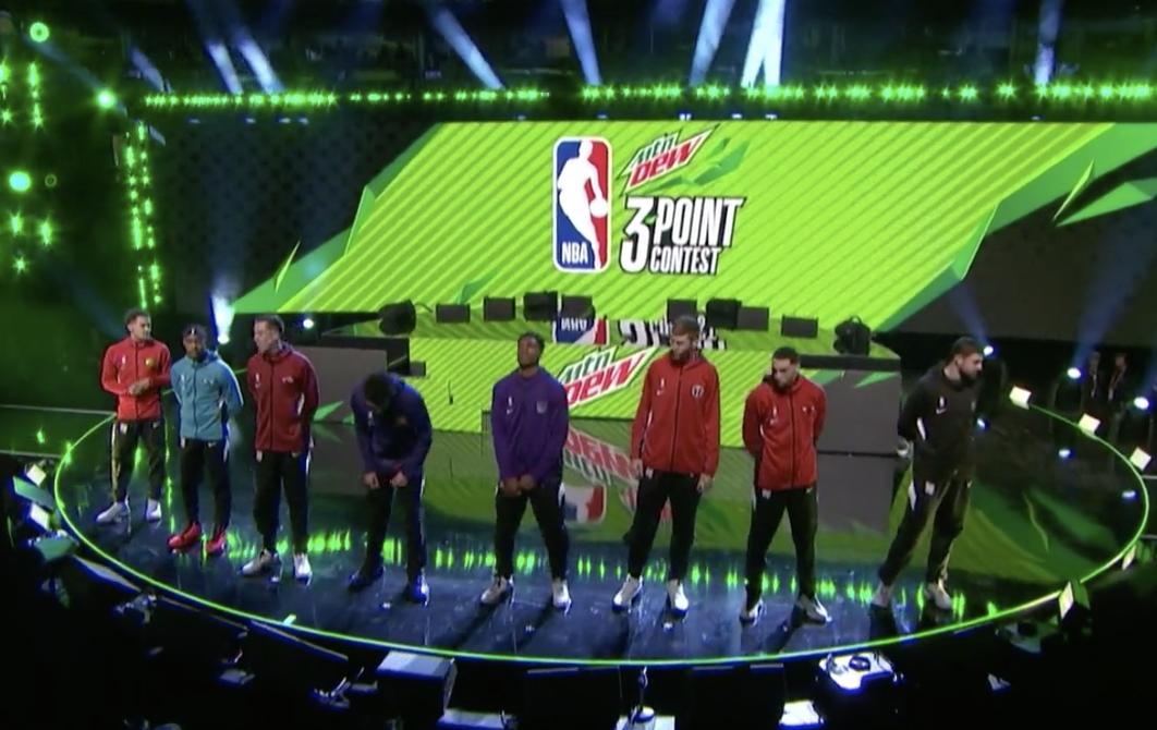 三分大賽首輪:Booker、Hield同飆27分和Bertans飆26分晉級!(影)-黑特籃球-NBA新聞影音圖片分享社區