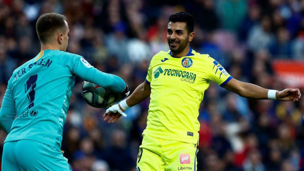 安赫尔本赛季打入10球列西甲射手榜第4,替补出场进8球