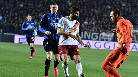 帕萨利奇制胜球哲科破门,罗马客场遭逆转1-2亚特兰大