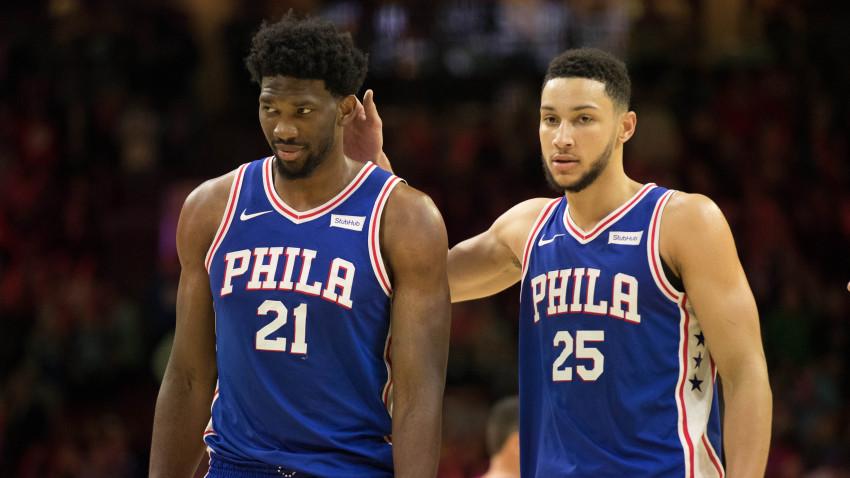 恩比德:如果我防守西蒙斯,那我会让他投篮
