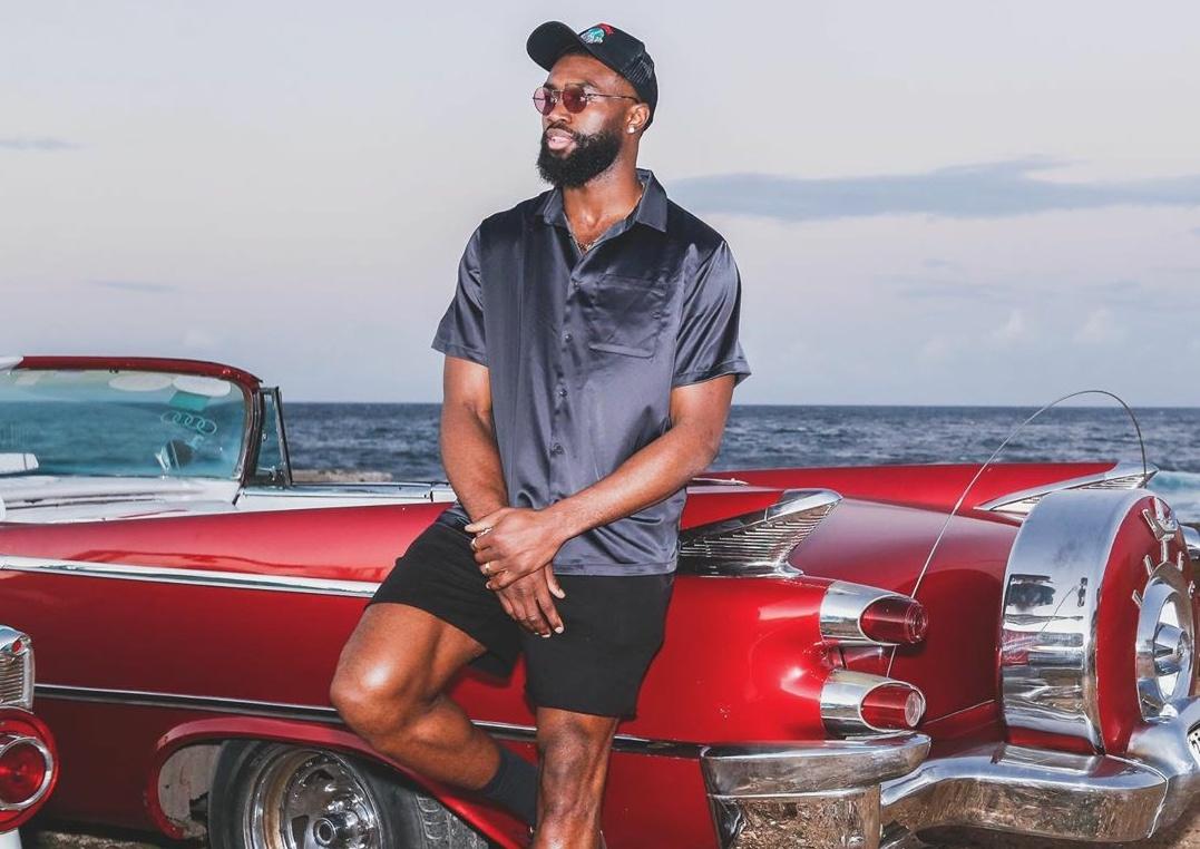 海滨晚霞老爷车,杰伦-布朗前往古巴度假