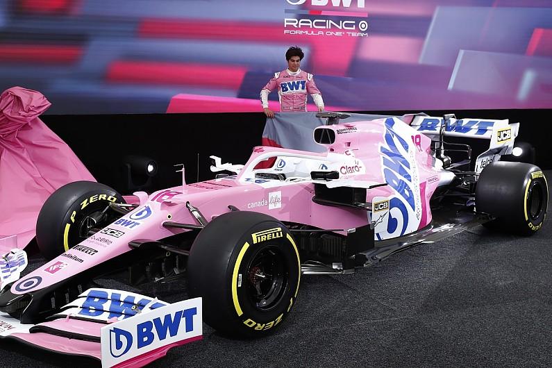 赛点解释为何涂装越来越粉色了