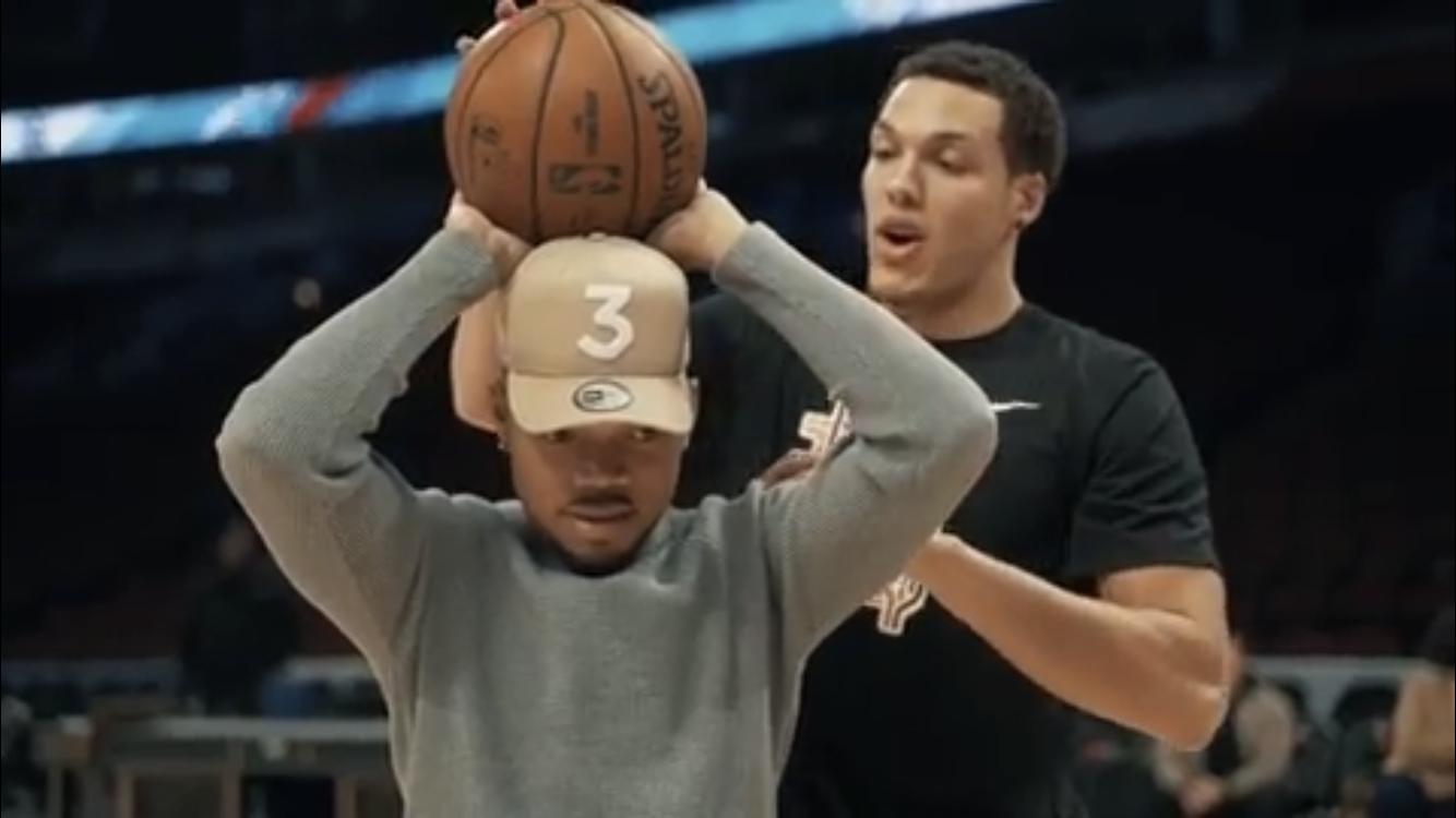 戈登预告扣篮大赛个人纪录片:我爱扣篮,我要带回奖杯