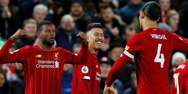 马内制胜球维纳尔杜姆萨拉赫建功,利物浦3-2西汉姆联