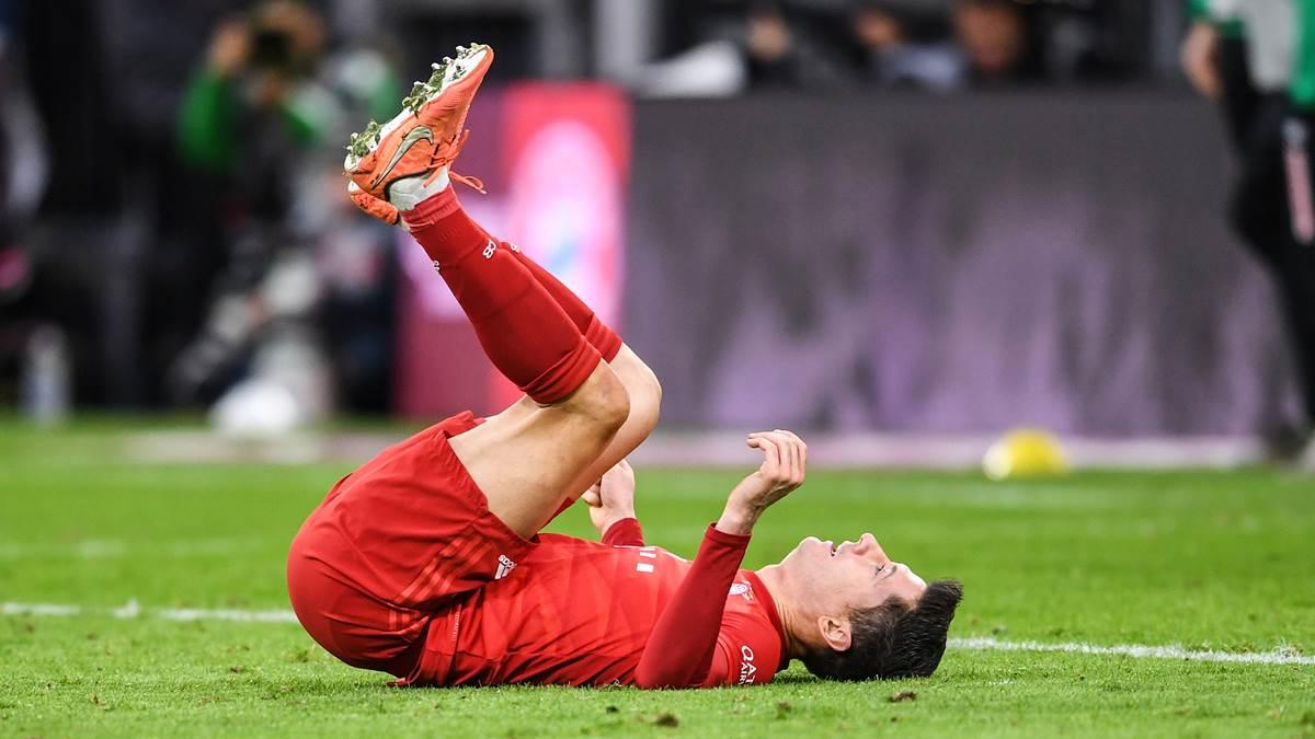 """德媒盘点莱万缺席场次:3个客场,包括德国杯客战沙尔克"""""""