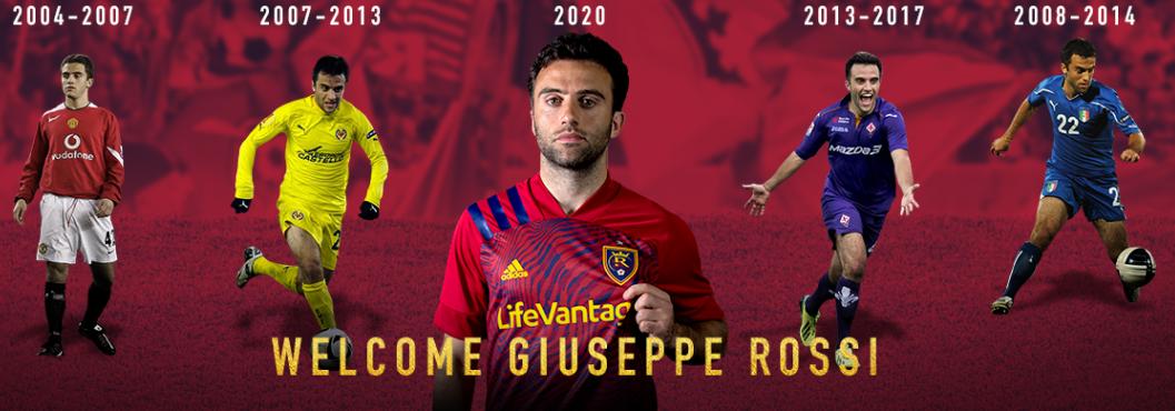 官方:意大利前锋朱塞佩-罗西复出加盟美职联皇家盐湖城