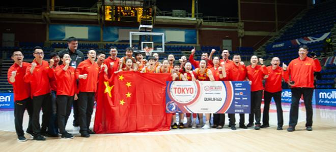 因克罗地亚新冠肺炎疫情,中国女篮将回国集训