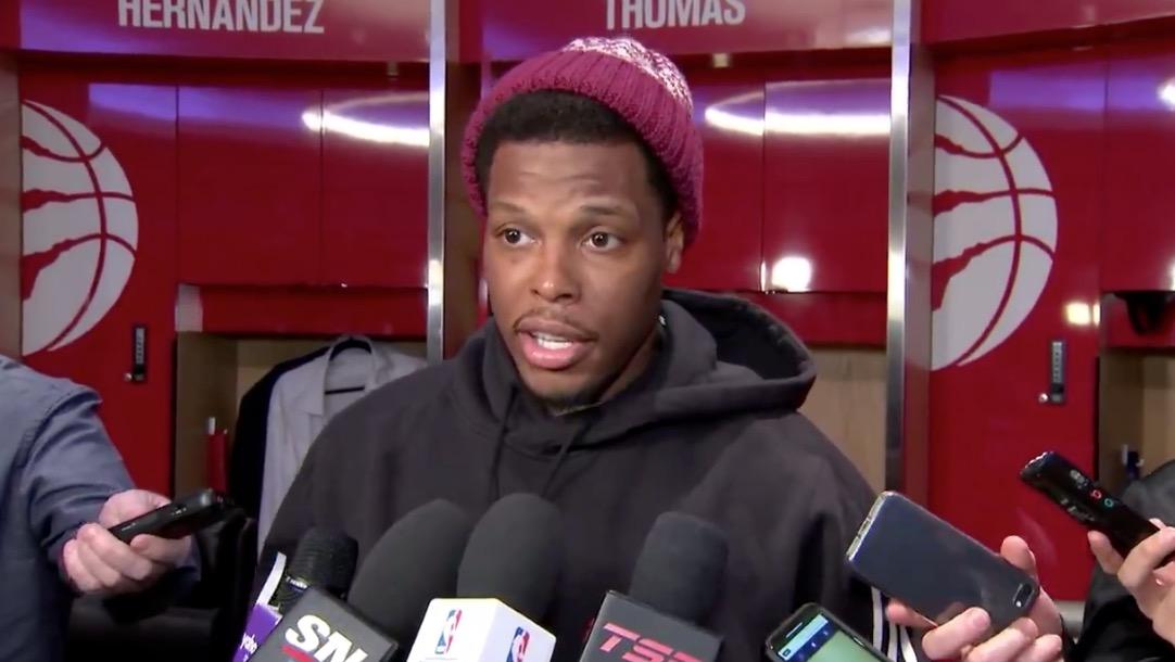 洛瑞:我认为我们创造出了很棒的投篮机会,但没有把握住