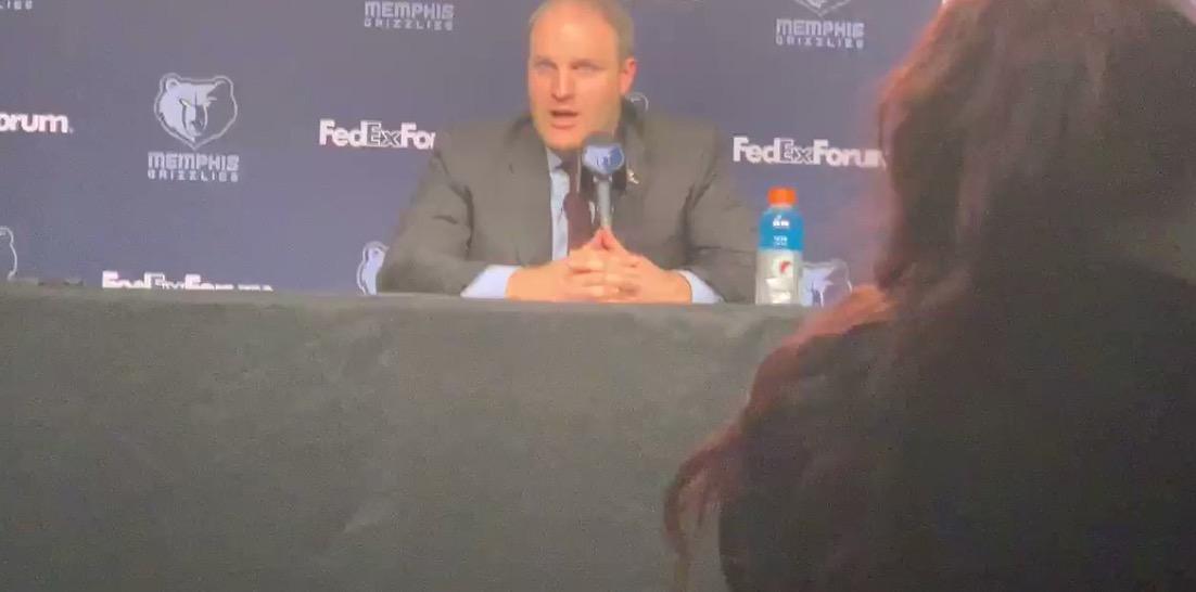 泰勒-詹金斯:狄龙打出侵略性对于球队而言很重要