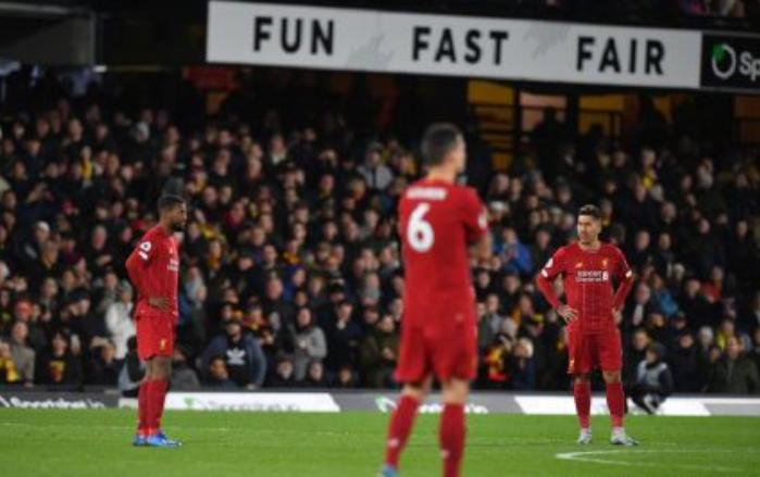 这次没续住!利物浦本赛季英超首次比分落后最终输球