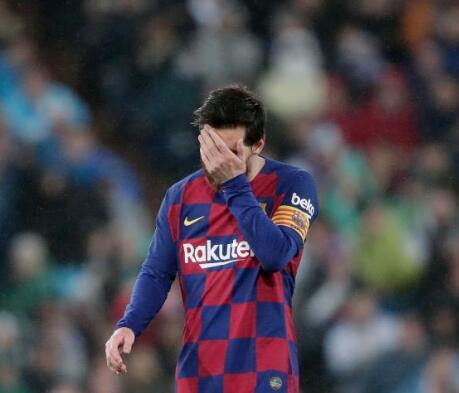 状态不佳?95%传球准确率+4脚长传的梅西难助巴萨取胜