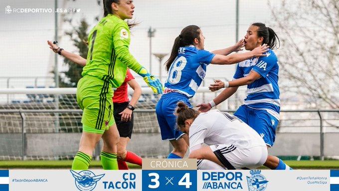 8分钟丢4球,准皇马女足3-0领先拉科后被对手4-3逆转