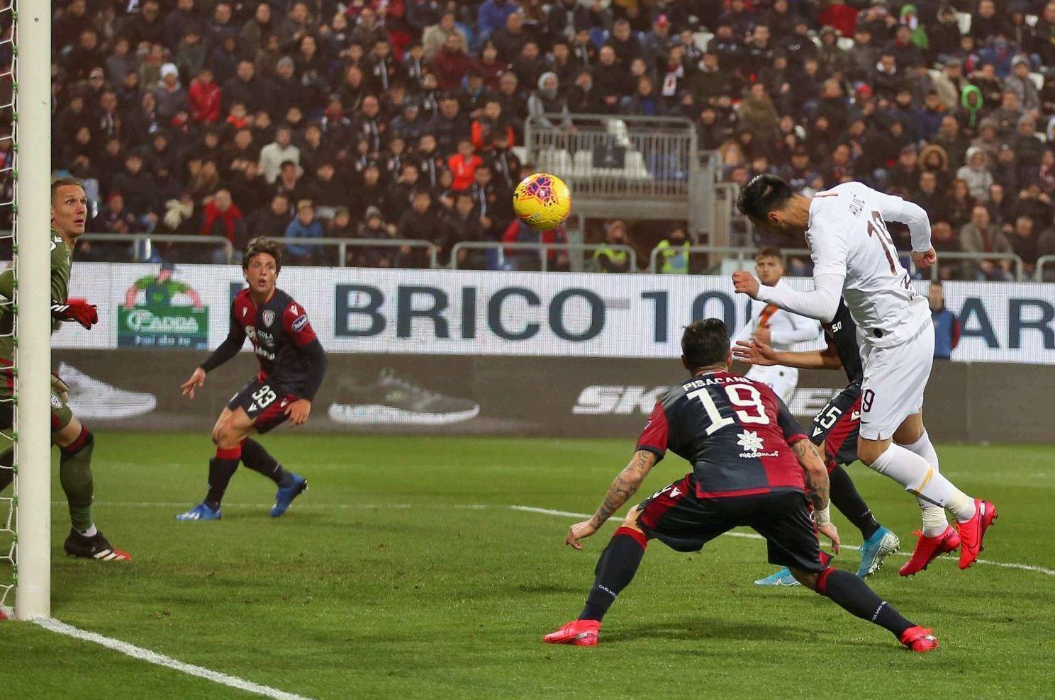 卡利尼奇打破14个月进球荒,两年半以来首次单场进两球