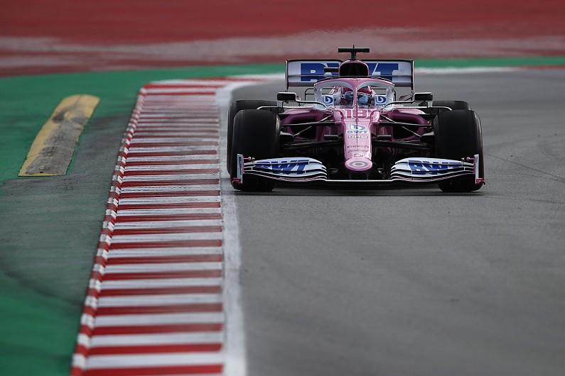 塞恩斯:赛点车队隐藏速度