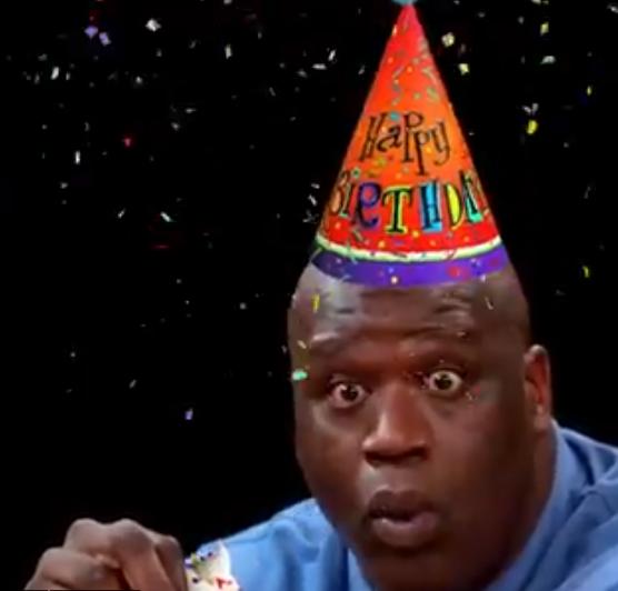 热火官推祝奥尼尔生日快乐:多得蛋糕,少输给韦德