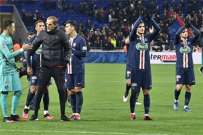 德媒:虽然巴黎的联赛被推迟,但是和多特的欧冠不会有影响