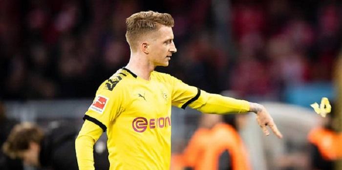 德媒:罗伊斯将缺席月底德国队比赛,但不影响欧洲杯