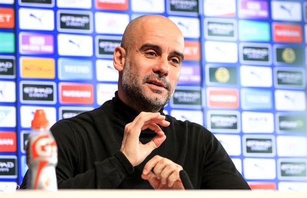 瓜迪奥拉:更想踢阵容齐整的曼联,希望拉什福德尽早康复