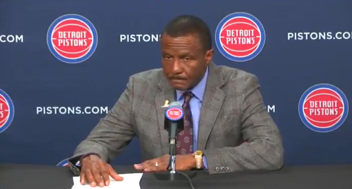 凯西:我们奋力拼搏了,很欣赏球员们努力竞争的方式