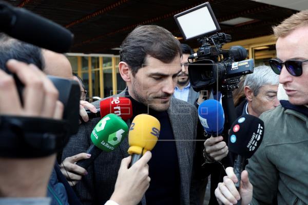 卡西会见体育高级理事会:我不会退出足协主席选举