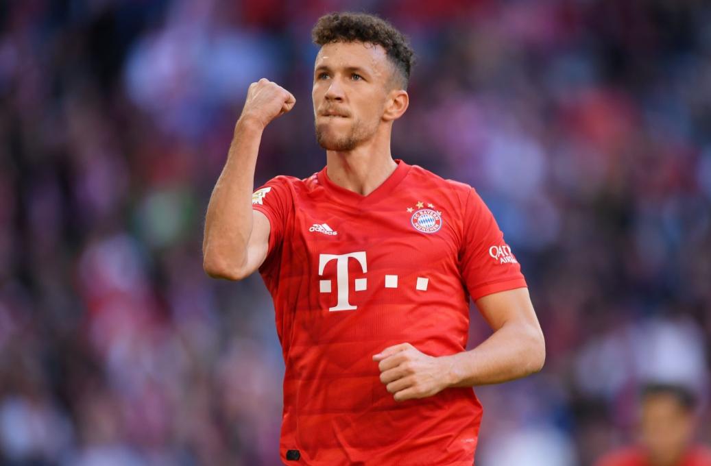 踢球者:拜仁计划买断佩里西奇,作为科曼的替补