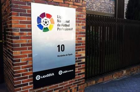 西班牙对公共赛事举行人流限制,未来两轮西甲联赛将空场