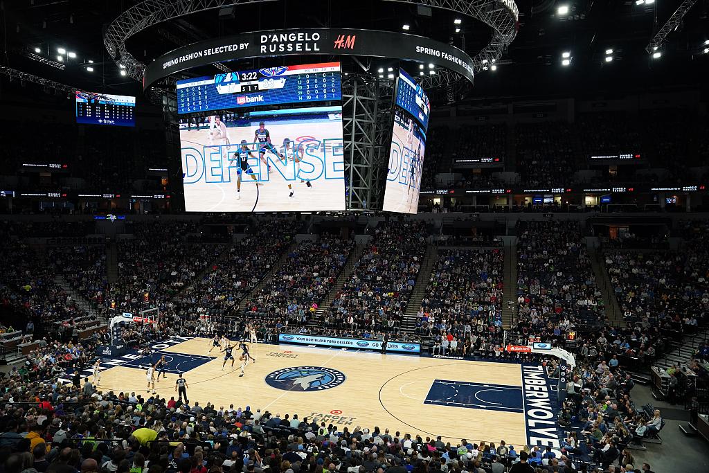 森林狼声明:完全支持NBA的决定,保障安全是最重要的