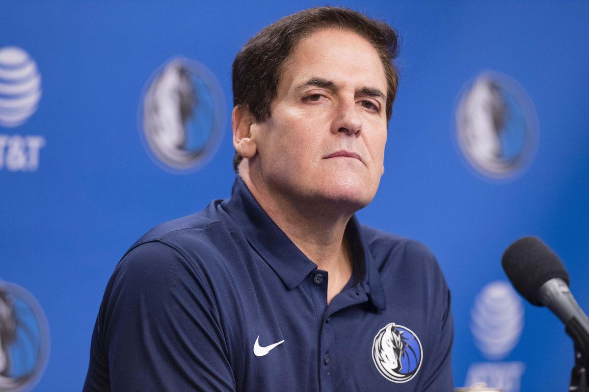 库班:我在想我的孩子用不用上学,篮球肯定放第二位