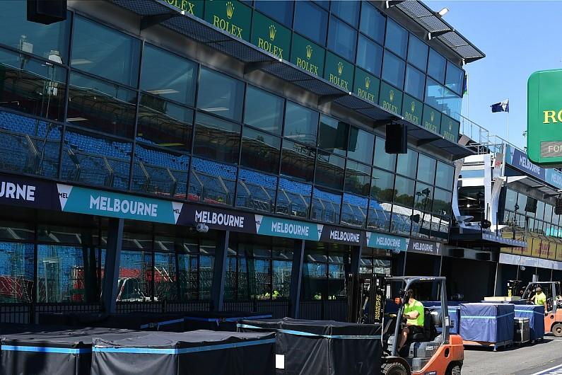 FIA正召开紧急会议:讨论澳大利亚是否开跑