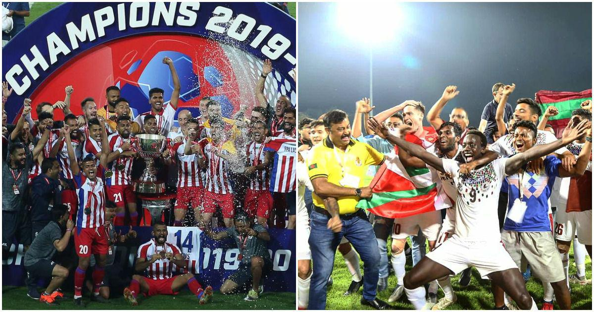印度超级联赛落下帷幕,ATK夺冠并获得明年亚冠资格