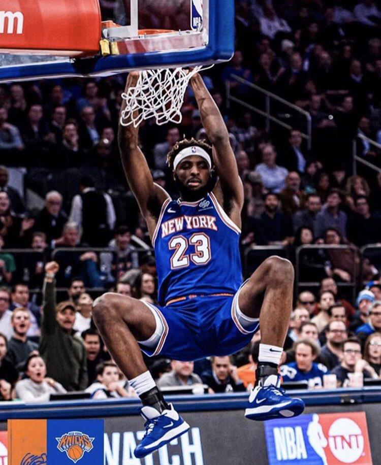 米切尔-罗宾逊发推:我是不是打破了NBA投篮命中率纪录?