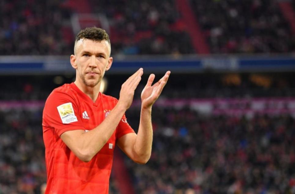 德媒:拜仁三名租借球员中,只有佩里西奇被告知将会买断
