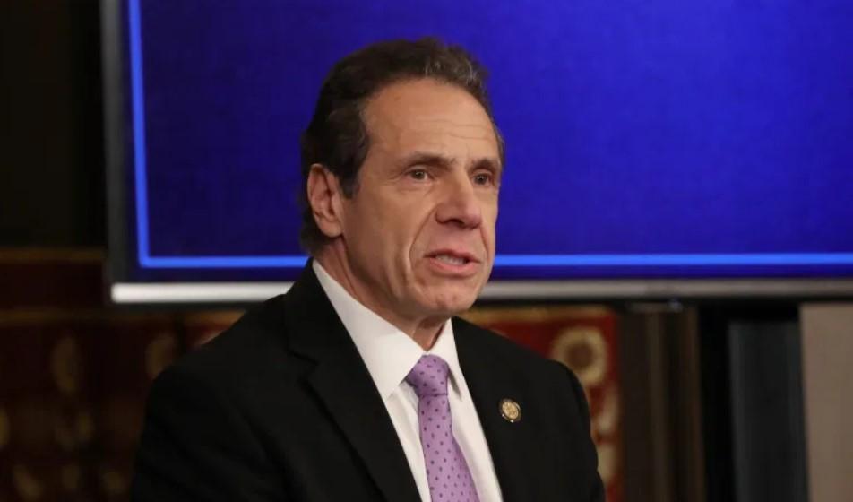 纽约州长:疫情期间打球走不通,你总不及放一幼我六英尺吧
