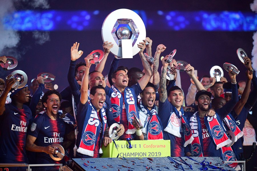 RMC:法甲讨论8月结束赛季的可能