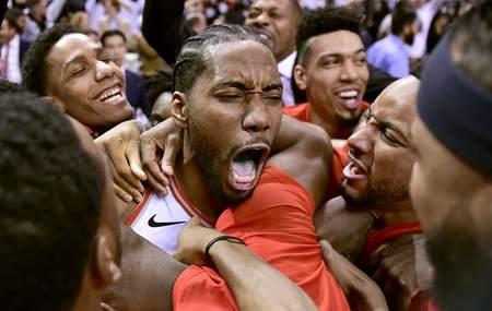 一剑封喉!NBA官方回首去年东部半决赛伦纳德抢七绝杀
