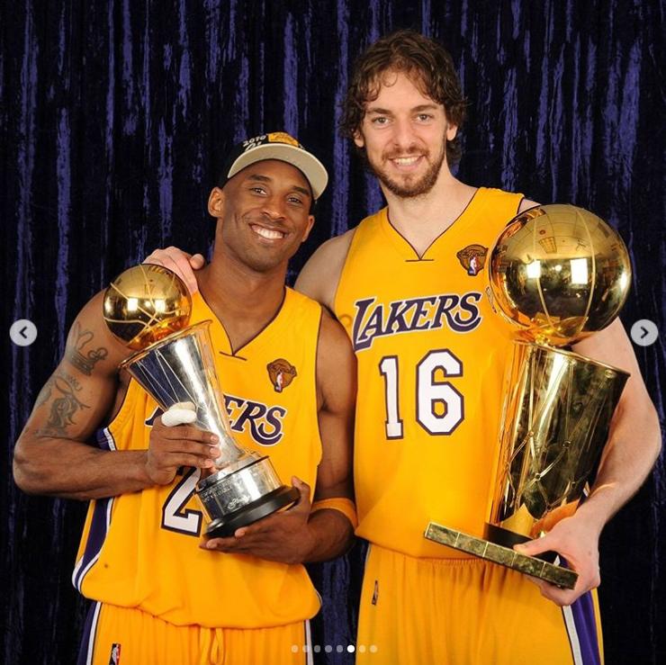 NBA官方回顾湖人2009-10赛季:传奇的第16冠