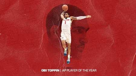美联社评NCAA年度最佳球员:戴顿大学奥比