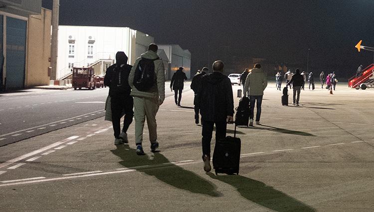 莫斯科中央陆军暂停日常训练,允许外籍球员离开莫斯科