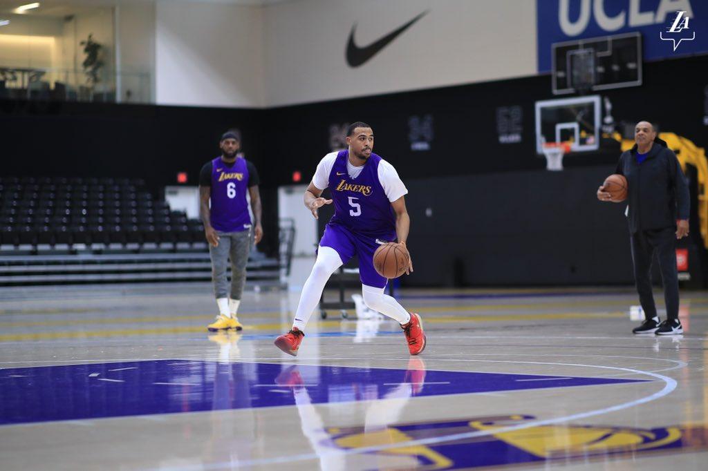 塔伦-霍顿-塔克发推:我已经等不及重返赛场打篮球了