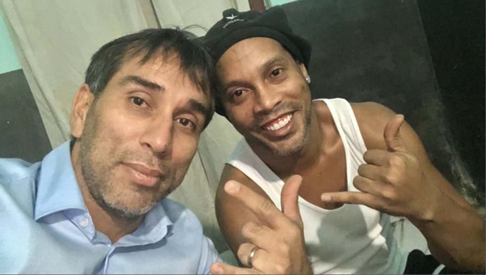 巴拉圭采取措施应对新冠疫情,小罗在狱中不得再接受探访