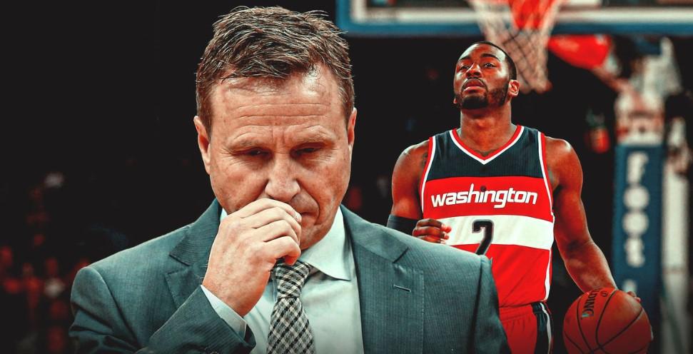 布鲁克斯:沃尔的篮球智商非常高,能提出我都没想到的见解