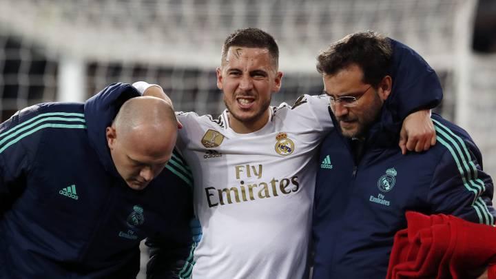 默尼耶:不是我弄伤阿扎尔,是他在和我接触后受伤了  足球话题区