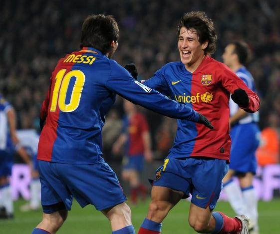 博扬:与小罗成为队友,是足球带给我的最棒的礼物