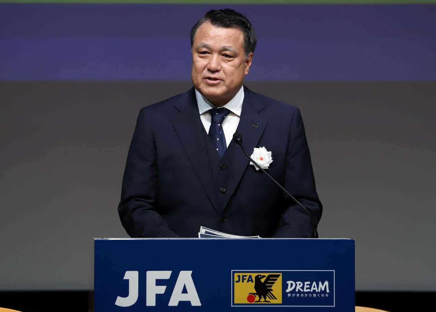 日本足协会长、东京奥委会副主席田岛幸三新冠治愈出院