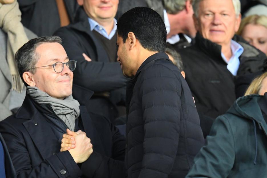 队报:巴黎等4家法甲俱乐部主席将向转播商谈判转播费