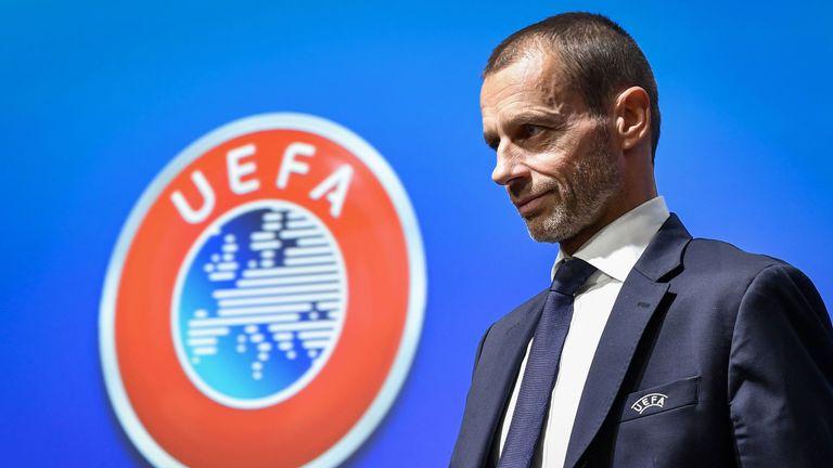 欧足联等机构:不应放弃本赛季,希望7月或8月恢复比赛